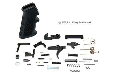 CMMG AR15 Lower Parts Kit