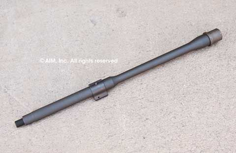"Daniel Defense 16"" 5.56mm CHF Mid-length w/ pinned LPG"