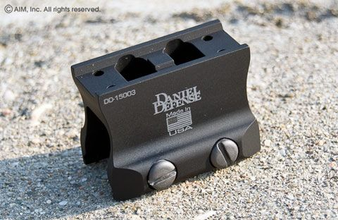 Daniel Defense Optic Mounts