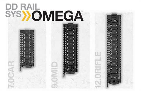 Daniel Defense Omega Rail System