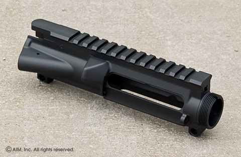 DSA Inc. Stripped A3 Flattop Upper Receiver