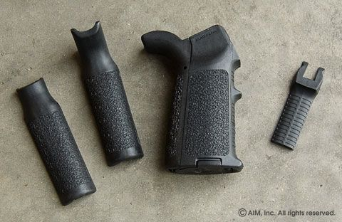 Magpul MIAD Mission Adaptable Grip Black