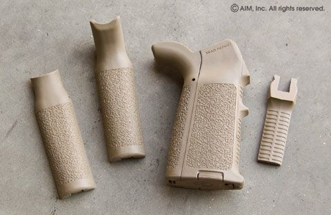 Magpul MIAD Mission Adaptable Grip Flat Dark Earth (Tan)