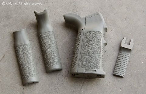 Magpul MIAD Mission Adaptable Grip Foliage Green