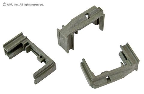 Magpul Gen III Enhanced Self Leveling Follower 3-Pack Foliage Green