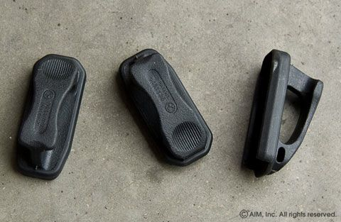 Magpul PMag Ranger Floorplate 3 Pack Black