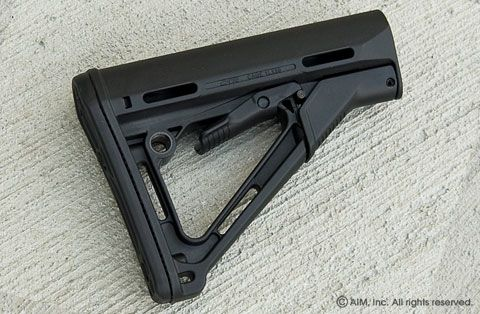 Magpul CTR Carbine Stock Mil-Spec Black