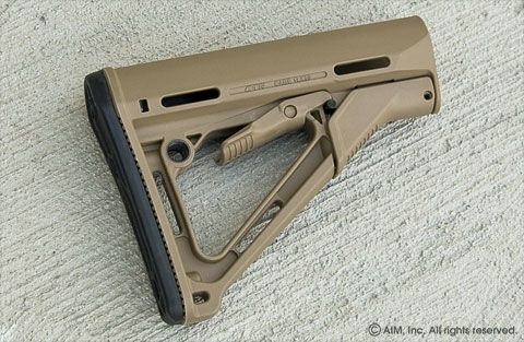 Magpul CTR Carbine Stock Flat Dark Earth