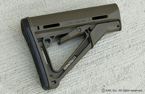 Magpul CTR Carbine Stock OD Green