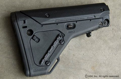 Magpul UBR Adjustable Rifle Stock Black