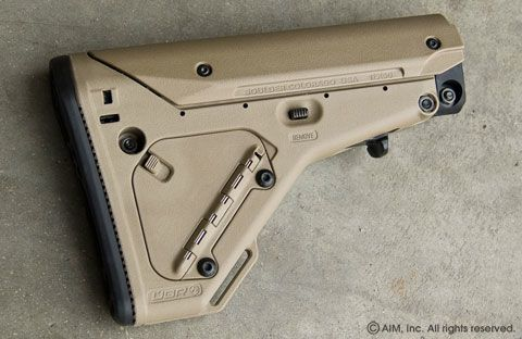 Magpul UBR Adjustable Utility Battle Rifle Stock Dark Earth