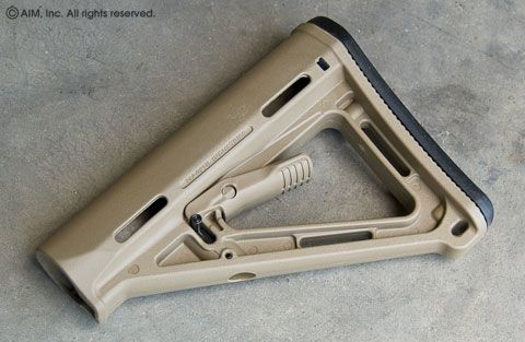 Magpul MOE Carbine Stock Dark Earth