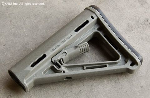 Magpul MOE Carbine Stock Foliage Green