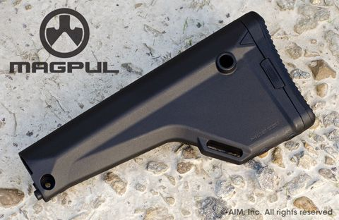 Magpul MOE Rifle Stock Black