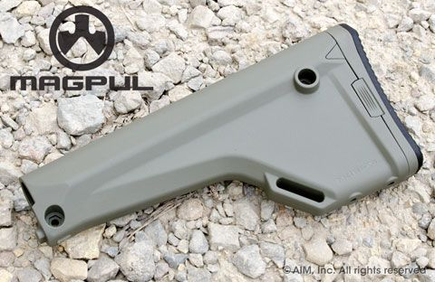 Magpul MOE Rifle Stock Foliage Green