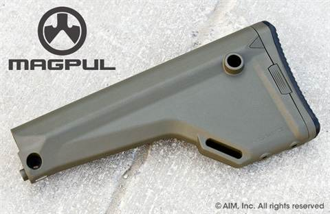Magpul MOE Rifle Stock OD Green