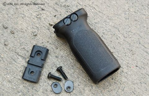 Magpul RVG Rail Vertical Grip Black