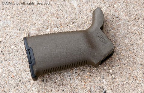Magpul MOE+ AR15/M16 Rifle Grip OD Green