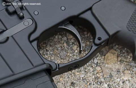 Magpul MOE Polymer Enhanced Trigger Guard
