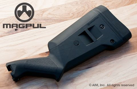 Magpul SGA™ Stock – Remington 870 Shotgun Black