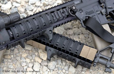Magpul XTM Hand Stop Kit Black