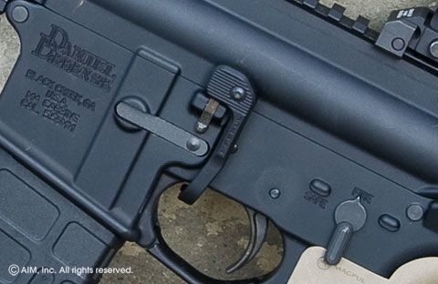Magpul Lower Receiver Parts