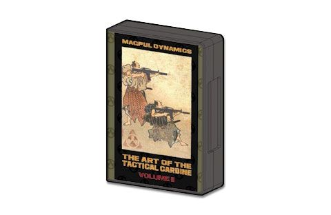 Magpul Dynamics The Art of the Tactical Carbine II 4-disc Training DVD