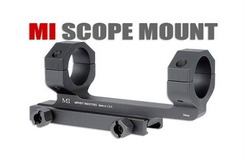 Midwest Industries 30mm Offset Scope Mount