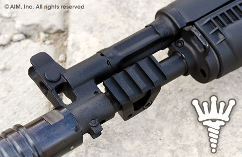 RS Products BM-1 AK Barrel Mount