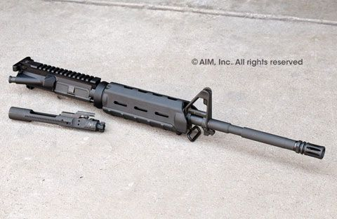 "Spikes Tactical 16"" M4 5.56/.223 Upper Receiver"