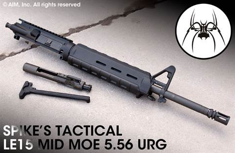 Spike's Tactical 5.56/.223 Upper Receiver Groups
