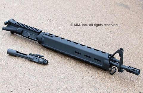 "Spikes Tactical 16"" Mid-Length GMP 5.56/.223 Upper"