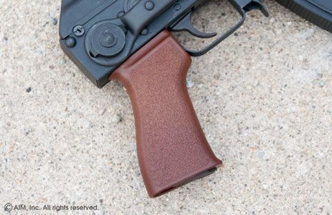 US Palm AK-BG AK Grip Brown