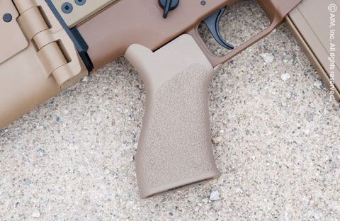 US Palm Battle Grip AR/SCAR Flat Dark Earth