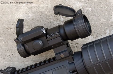 Vortex StrikeFire Bright Red Dot Scope