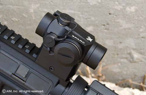 Vortex SPARC Red Dot Scope