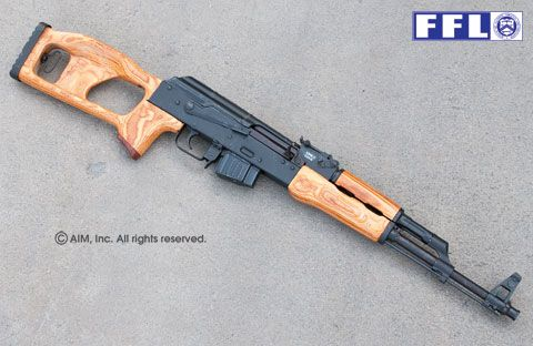 ZN155 CUGIR Romak-2 5.45x39 Rifle