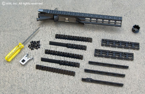 Aero Precision COP Monolithic Upper for AR15