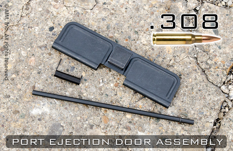 AIM .308/7.62x51 Caliber Receiver Port Ejection Door Assembly.
