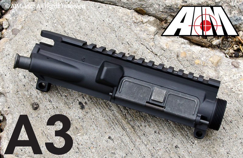 AIM Complete A3 Forged Upper Receiver BLEM