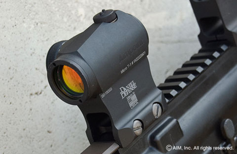 Aimpoint Micro T-1 4MOA