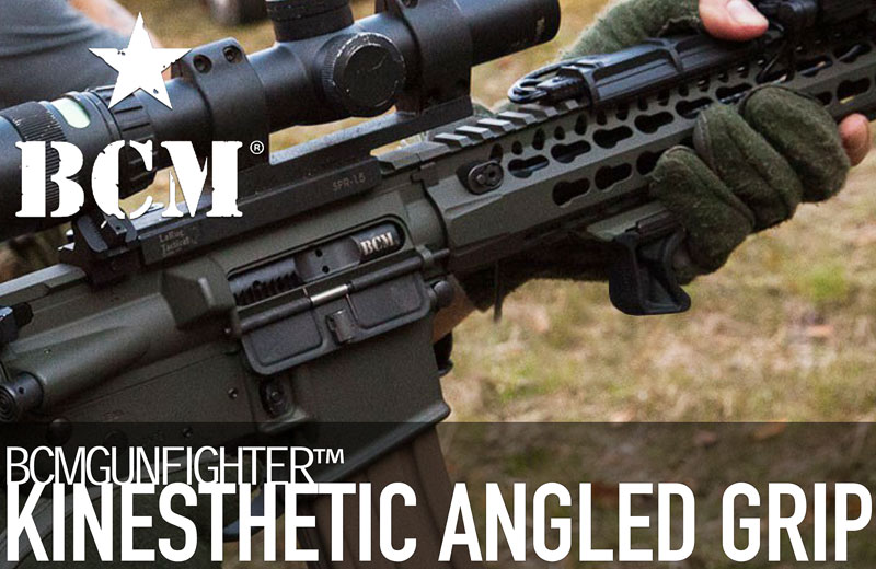 BCM GUNFIGHTER KAG - Kinesthetic Angled Grip