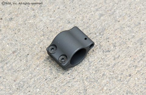 Daniel Defense Low Profile Gas Block for .750 Dia BBL