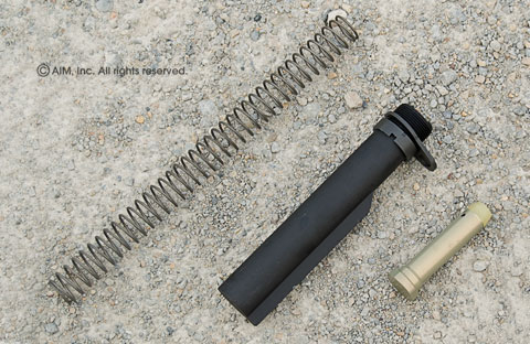Buffer Tubes, Buffers, Recoil Springs, Etc.