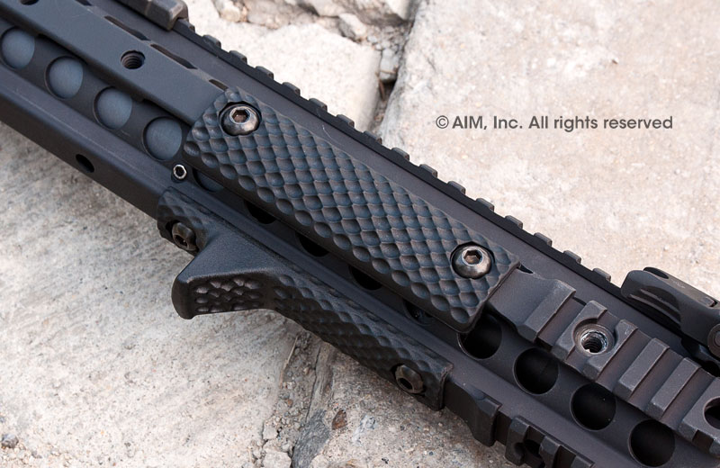 Knights Armament URX III Grip Panel Set