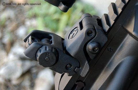 Magpul Back-Up Sights