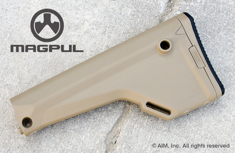 Magpul MOE Rifle Stock Flat Dark Earth (TAN)