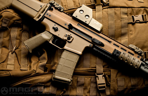 FN SCAR Accessories