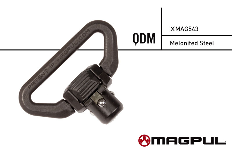 Magpul QDM Quick Disconnect Sling Swivel