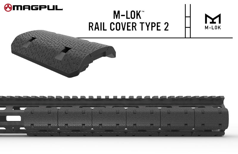 Magpul M-LOK™ Rail Cover, Type 2